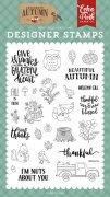 Clear Stamps - Echo Park - Nuts About You