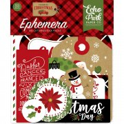 Echo Park Die cuts Icons - Celebrate Christmas