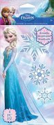 Stickers Disney - Frozen Elsa - Repositionable