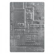 Embossing Folder 3D Texture Fades Tim Holtz Sizzix - Foundry