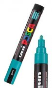 Posca Marker Medium Bullet PC-5M - Emerald
