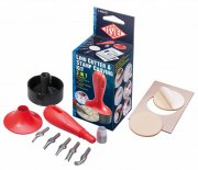 Essdee Lino Cutter & Stamp Carving Kit 3 in 1