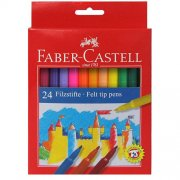 Faber Castell Tuschpennor - 24 st