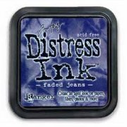 Distress Ink - Faded Jeans - Tim Holtz
