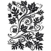 Embossing Folder - Fall Leaf