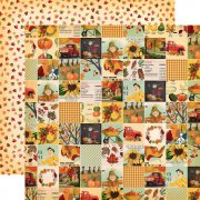 Carta Bella Fall Squeres