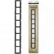Sizzlits Decorative Strip - Film Strip Frames by Tim Holtz
