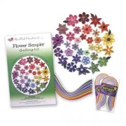 Quilling Kit - Flower Sampler