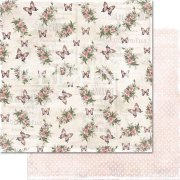 Papper Reprint - Dream big - Flower pink