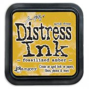 Distress Ink - Fossilized Amber - Tim Holtz