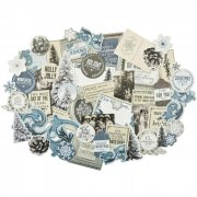 Die Cuts Collectables - Frosted - Kaisercraft