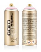 Montana GOLD Sprayfärg - Frozen Strawberry Pink - 400 ml - Rosa