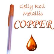 Gelly Roll Penna - Metallic Copper