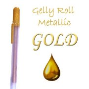 Gelly Roll Penna - Metallic Gold
