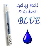Gelly Roll Penna - Stardust Blue