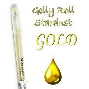 Gelly Roll Penna - Stardust Gold