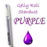 Gelly Roll Penna - Stardust Purple