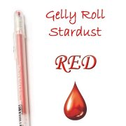 Gelly Roll Penna - Stardust Red