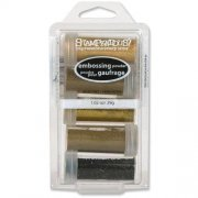 Embossing Powder Stampendous - Glamour 5-pack