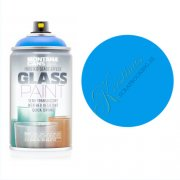 Montana Glass Paint - Bay Blue - 250 ml