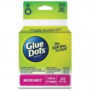 Glue Dots Micro 3mm - 325 st - Syrafri