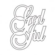 God Jul Dies 48x60 mm - RoxStamps
