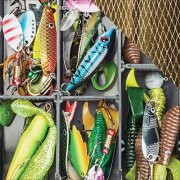 Papper Reminisce - Gone Fishing - Lures Galore