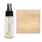 Sheer Shimmer Spritz Spray - Gold