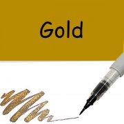 Wink Of Stella Glitter Brush - Gold