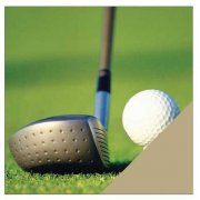Papper American Crafts - Sport - Golf Photo