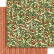 Papper Graphic45 - Winter Wonderland - Holly Berries