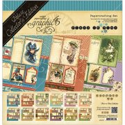 "Deluxe Collector's Edition Pack 12""x12"" Graphic 45 - Place In Time Calender"