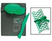 Pillow Box Punch Board We R Memory Keepers - Green
