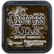 Distress Ink - Ground Espresso - Tim Holtz