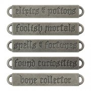 Word Bands Tim Holtz