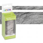 Dekorationstejp 2-pack - Heyda - Stone