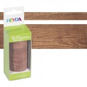Dekorationstejp 2-pack - Heyda - Wood