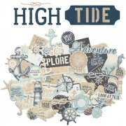 Die Cuts Collectables - High Tide - Kaisercraft