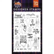 Echo Park Clearstamps Hocus Pocus