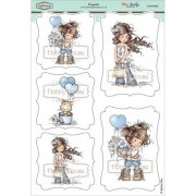 Wee Stamps Topper Sheet A4 - Hopeful