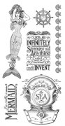 Graphic 45 Cling Stamps - Voyage Beneath the Sea - #1
