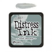 Distress Ink Mini - Iced Spruce - Tim Holtz/Ranger