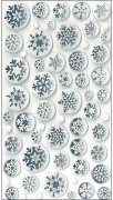 Epoxy Stickers Sticko - Icy Snowflakes 58 st