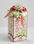 Spellbinders Timeless Heart - Double Heart Gift Box