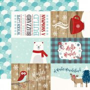 scrapbooking vinter jul
