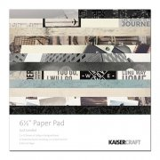 "Paper Pad 6.5""x6.5"" - Just Landed - Kaisercraft"