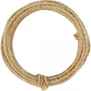 Jute Wire 2-4 mm - Natur - 3 m