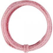 Jute Wire 2-4 mm - Rosa - 3 m
