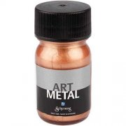 Art Metall färg - Koppar - 30 ml
