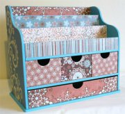 Beyond The Page - Large Desk Organizer
